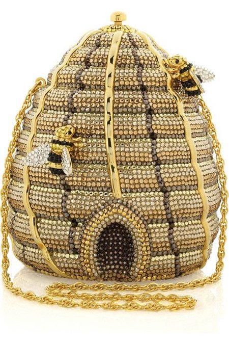 Оригинальная сумка из коллекции Couture Джулит Ляйбер