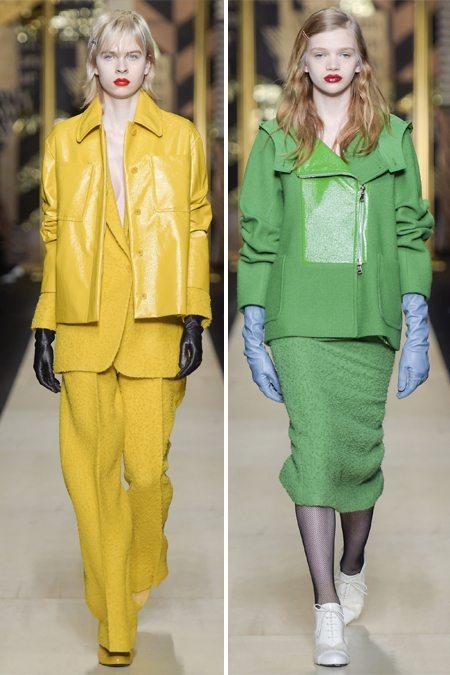 Модные костюмы Max Mara для осени 2016