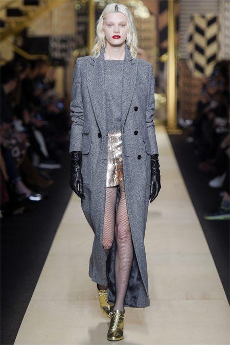 Модное женское пальто Max Mara осень-зима 2016-2017