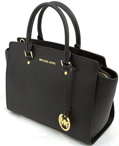 Самая распространенная модель сумки Michael Kors