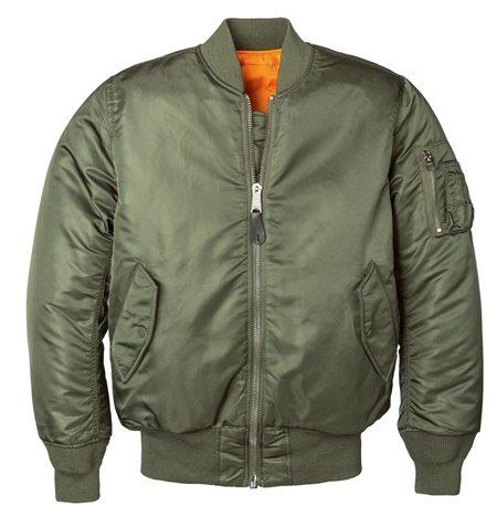 Куртка-бомбер МА-1