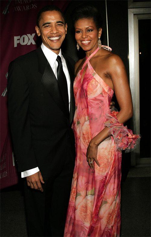 Стильная пара: Президент Америки и Первая леди
