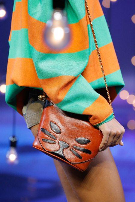 Модная сумочка Mark Jacobs весна-лето 2017