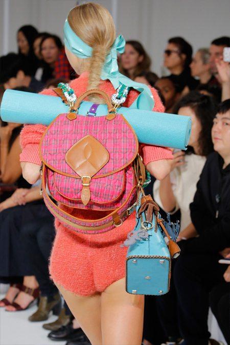 Модные рюкзаки для весны, лета и путешествий 2017