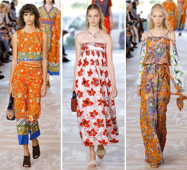 Модные тенденции весна-лето 2017: цветочный принт!