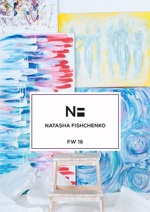 Украинские дизайнеры одежды: NATASHA FISHCHENKO
