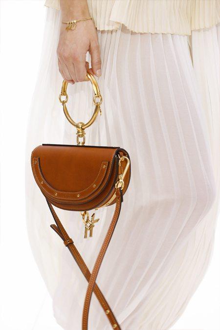 Модная сумка Chloe весна-лето 2017