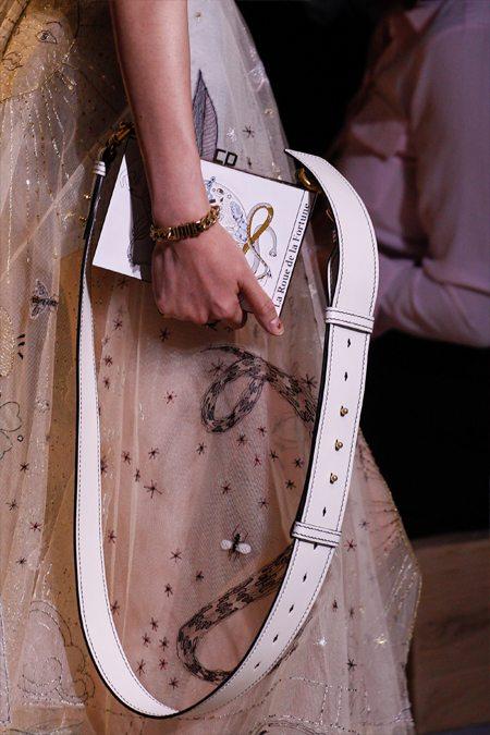 Оригинальная сумка Christian Dior весна-лето 2017