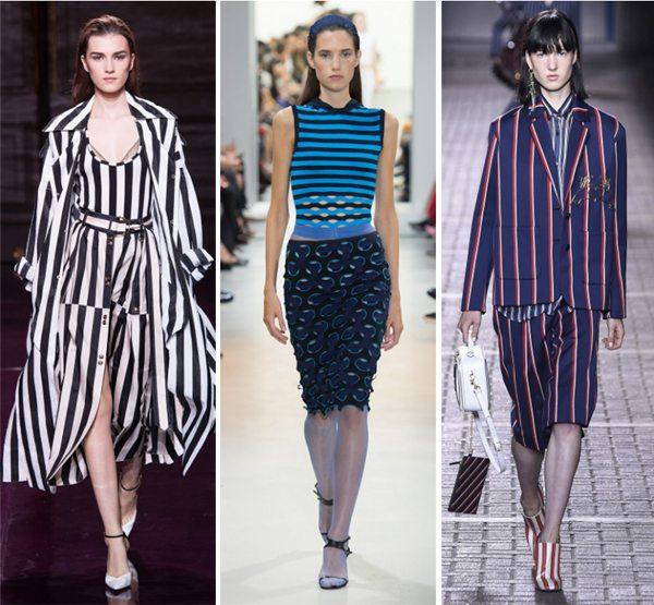 Модные образы от Nina Ricci, Paco Rabanne и Mulberry для весны и лета 2017