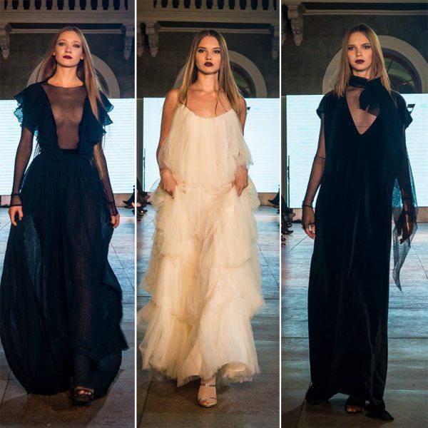 Вечерние платья от бренда NAVY FW 2016-2017