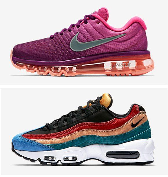 Женские кроссовки Nike. Фото - официальный сайт