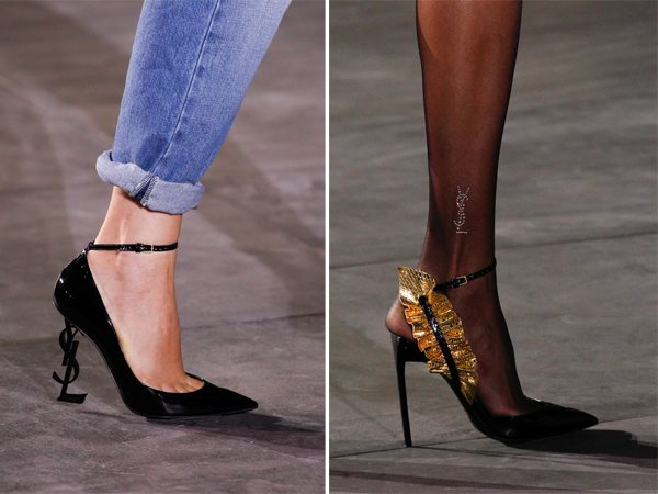 Туфли-лодочки от Yves Saint Laurent