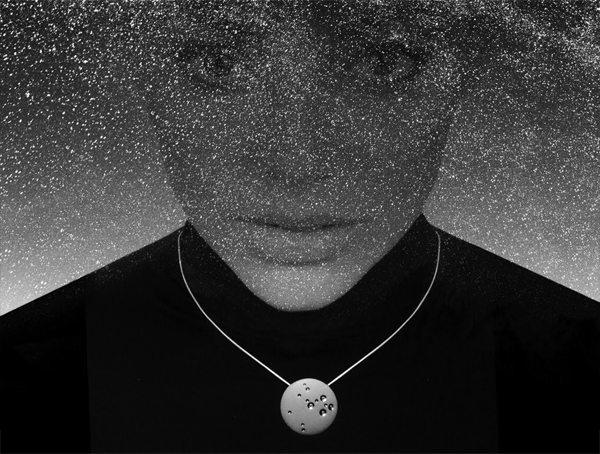 Коллекция серебряных украшений «13» от украинского бренда «Ювелирная кондитерская» в коллаборации с Игорем Пинигиным