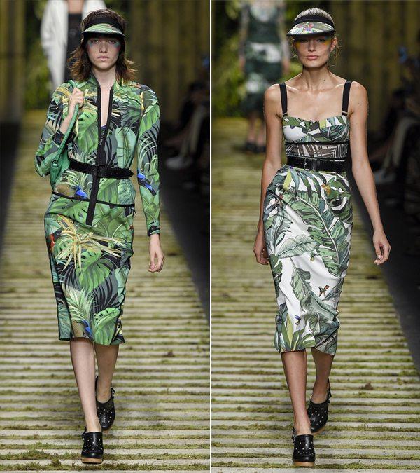 Костюм и юбка с топом от Макс Мара 2017