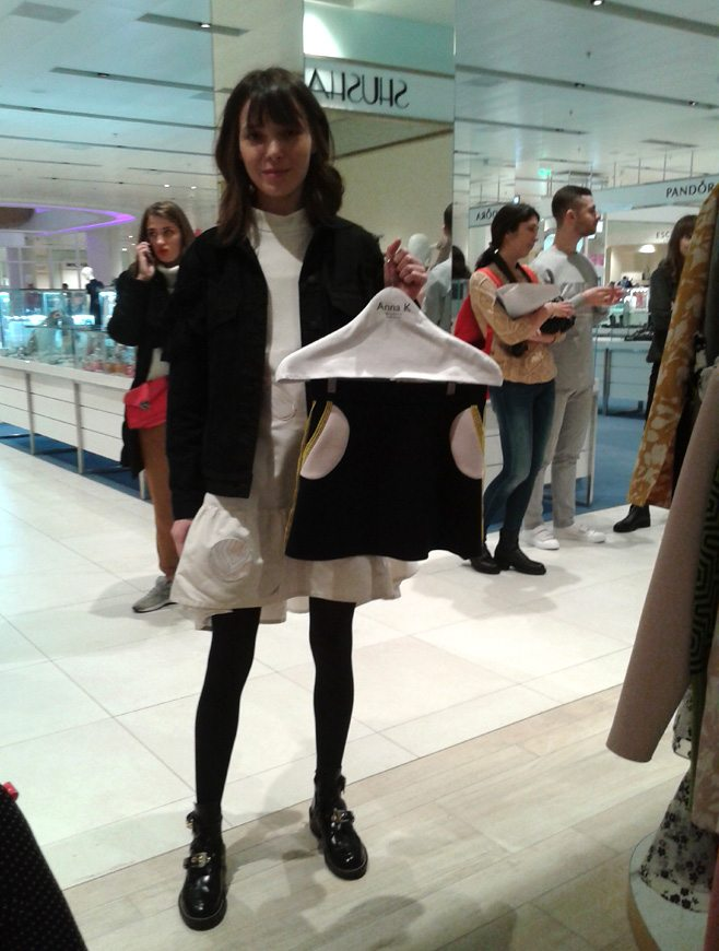 Mercedes-Benz Kiev Fashion Days и Ukrainian Fashion Week FW 2017 ... 54857523acf
