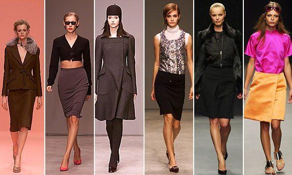 Коллекции Prada весна-лето и осень зима 2000, 2001, 2002 и 2003 г.г.