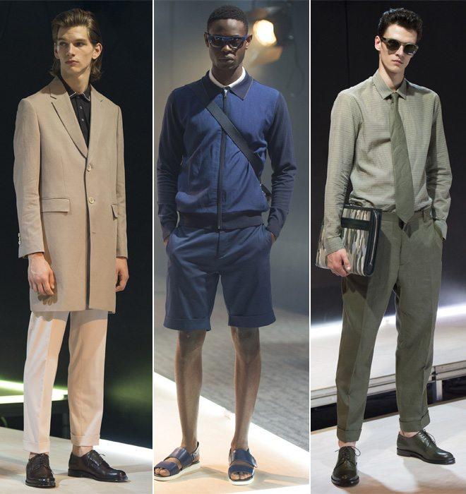 Мужская одежда от Cerutti 1881 SS 2017