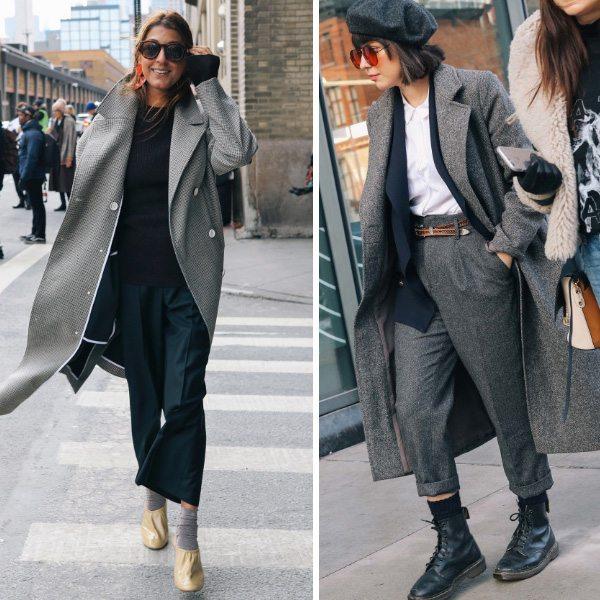 Модницы всех возрастов носят носки