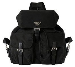 Нейлоновый рюкзак от Prada 1985