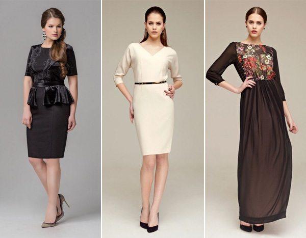 Модные платья от бренда Burvin 2017