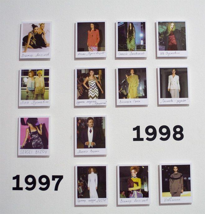 Ukrainian Fashion Week 1997-2017: история в фотографиях
