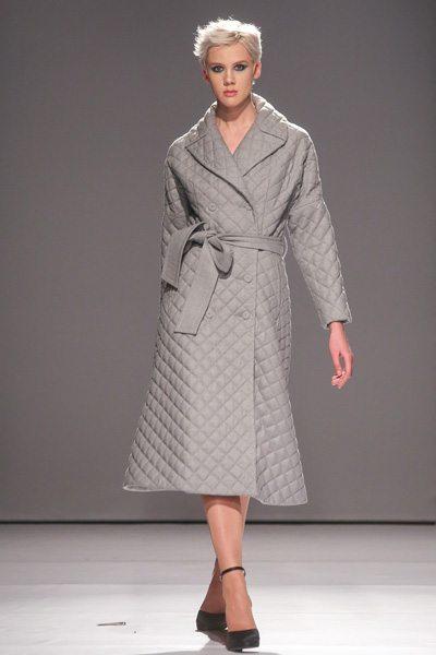 Стеганое пальто V by Gres 01 на MBKFD