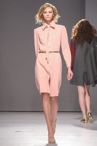 Украинский дизайнер одежды, обуви и аксессуаров Виктория Гресь