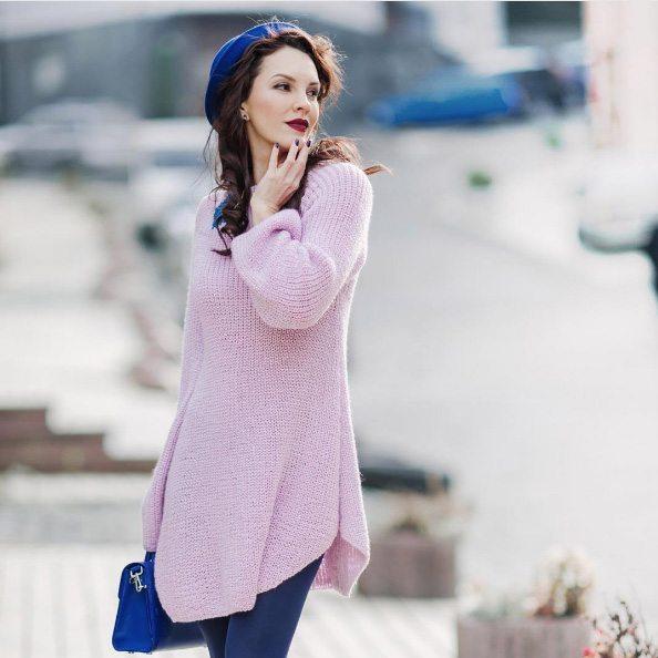 Платье-туника от украинского бренда одежды