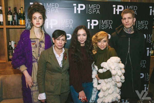 Презентация коллекции Лии Хмары в Киеве