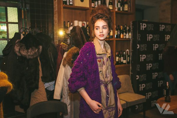 Предпоказ коллекции Лии Хмары перед Ukrainian Fashion Week