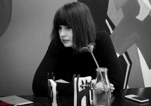 Олена Барала, украинский блогер и гражданский активист
