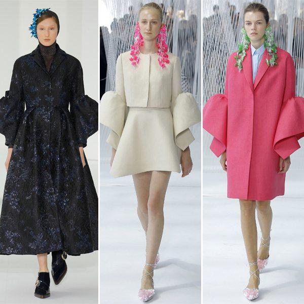 Мода Зима 2018 Верхняя Одежда Фото Женская