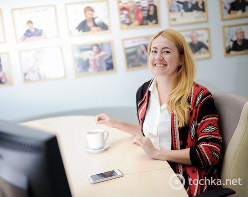 Татьяна Микитенко, ведущая блога Рагу.лі