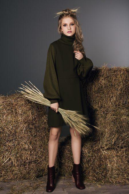 Украинские бренды одежды: SHUSHAN