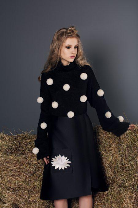 Украинские бренды одежды: SHUSHAN лукбук коллекции осень-зима 2017-2018