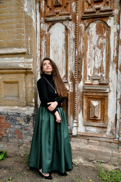 Украинский блогер Анна Амарго