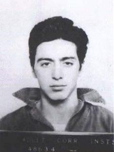 Аль Пачино в молодости