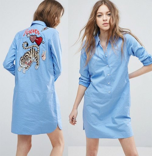 Платье сорочки