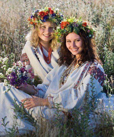 Вышиванки Киевщины