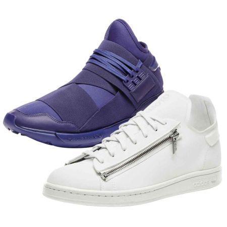 Мужские кроссовки Йоджи Ямамото в коллобарации с Adidas