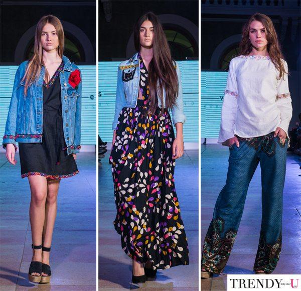 Модная одежда для лета 2017 от марки SVOE