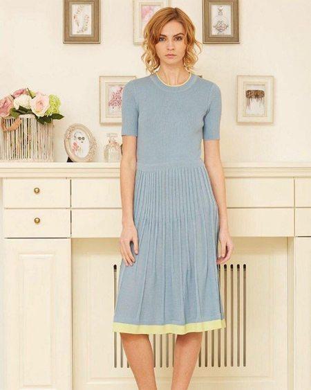 Платье из коллекции Виктории Гресь
