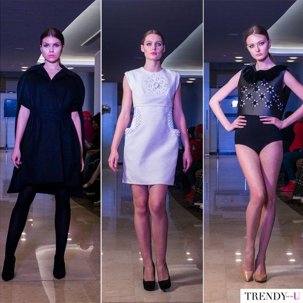 Модные образы 2017 от французского дизайнера Noëlle Praticci-Roux