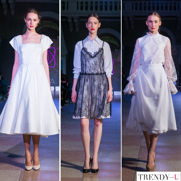 Модные платья в романтическом стиле для весны и лета 2017