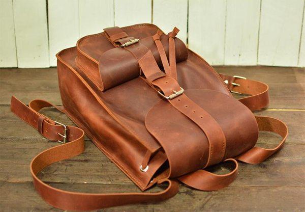 Еще стильный рюкзак