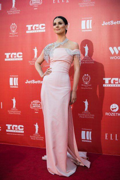Кажется ни один Одесский кинофестиваль не проходит без Маши Ефросининой