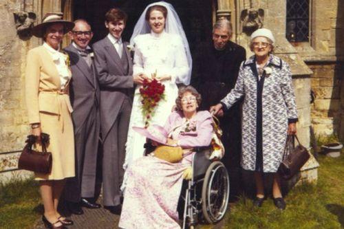 Тереза и Филипп Мэй вместе уже 36 лет