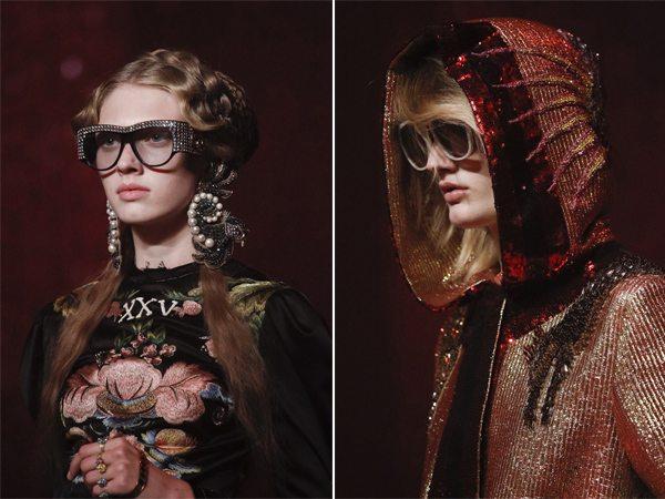 Модные солнечные очки для лета 2017 от Gucci
