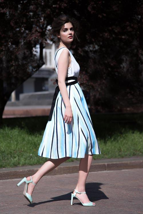 Летняя коллекция платьев Herstory 2017