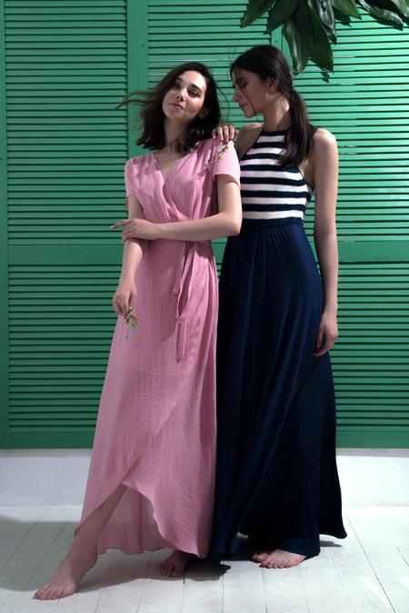Летние платья и сарафаны от украинского бренда KOZZYR 2017